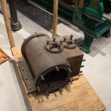 Steam Engine Cylinder Head