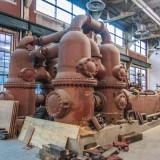 Corliss Steam Engine